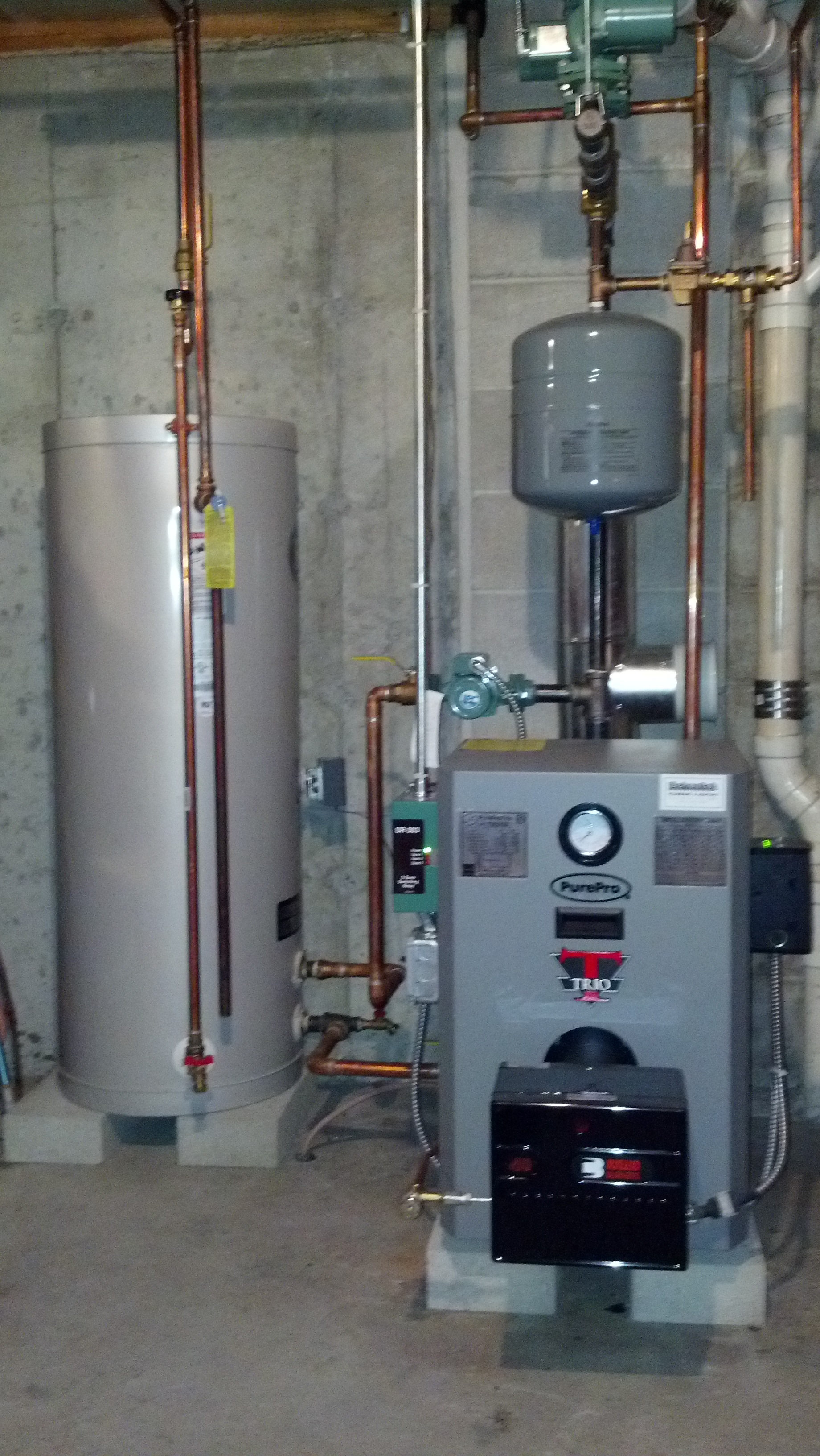Oil fired boilers schuster plumbing inc Best home heating